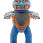 My Pet Monster Flocked Rection Figure 002