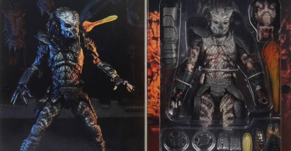 NECA Guardian Predator Packaging 005