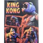 NECA King Kong Illustrated Preview 002