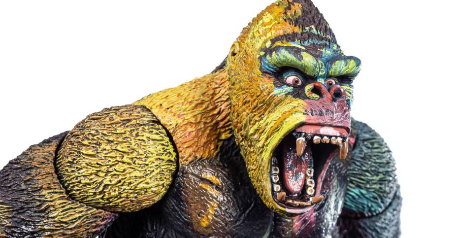 NECA King Kong Illustrated Preview 007