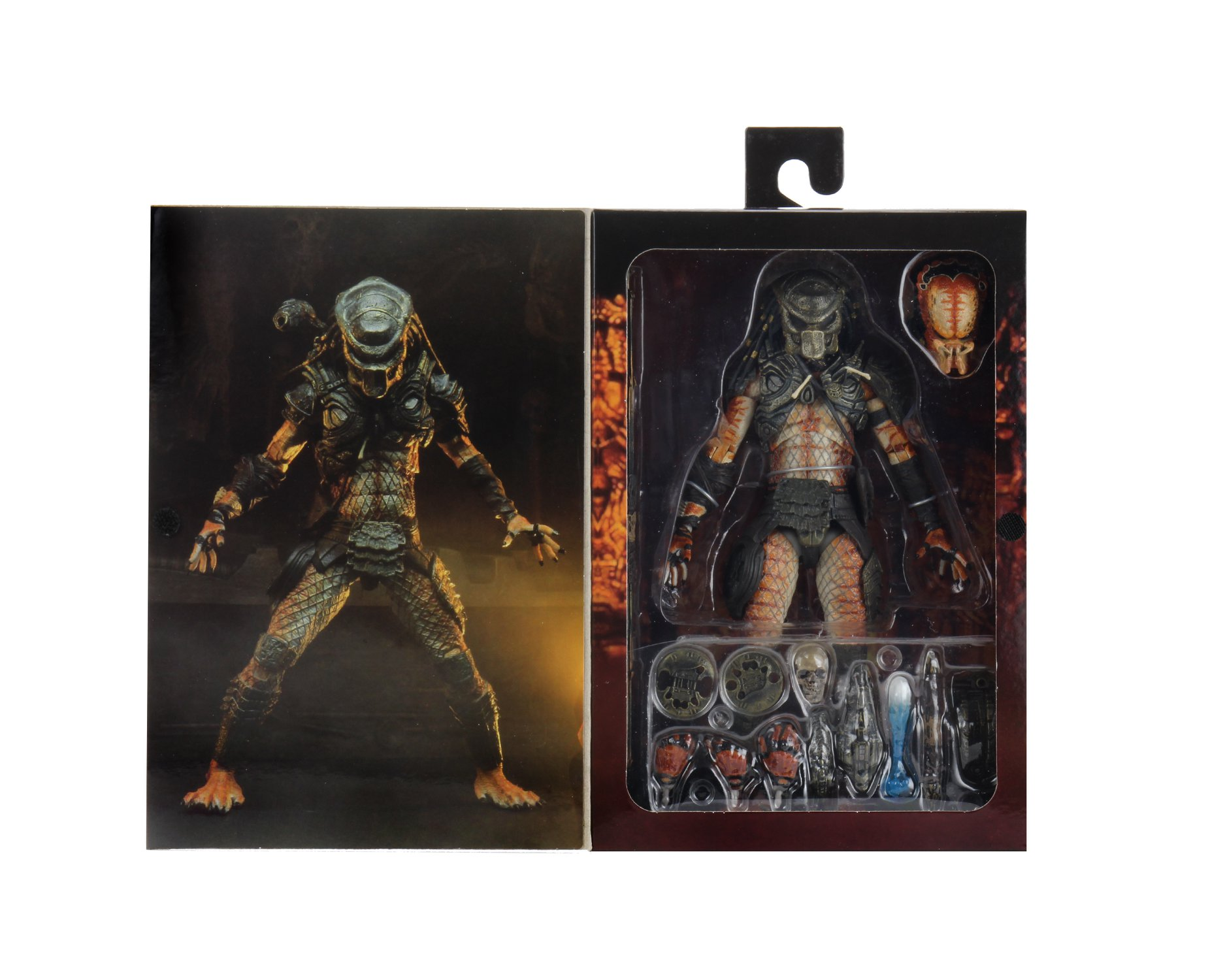 NECA Stalker Predator Released 003