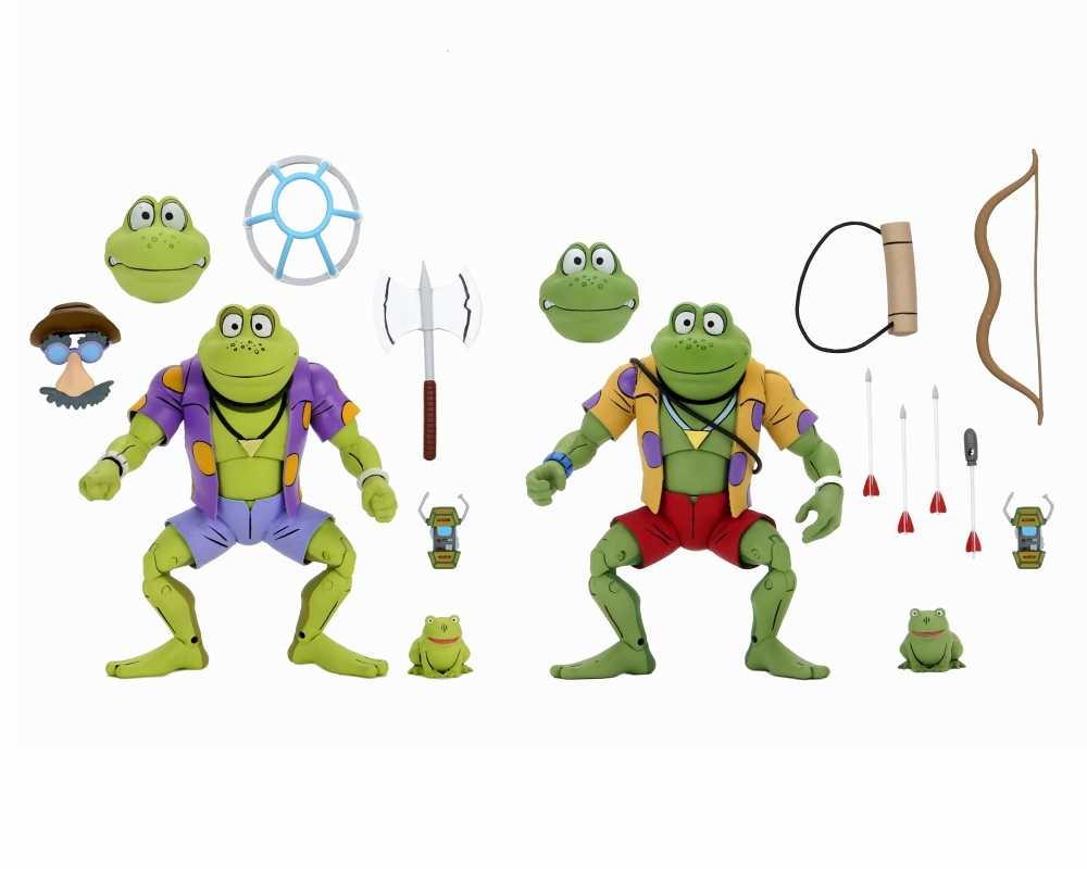 NECA-TMNT-Genghis-The-Frog-and-Rasputin-