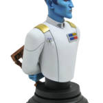 STAR WARS REBELS THRAWN BUST 2