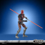 STAR WARS THE VINTAGE COLLECTION 3.75 INCH DARTH MAUL MANDALORE Figure oop 3
