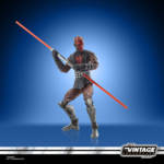 STAR WARS THE VINTAGE COLLECTION 3.75 INCH DARTH MAUL MANDALORE Figure oop 4