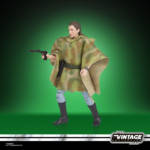 STAR WARS THE VINTAGE COLLECTION LUCASFILM FIRST 50 YEARS 3.75 INCH PRINCESS LEIA ENDOR Figure oop 5