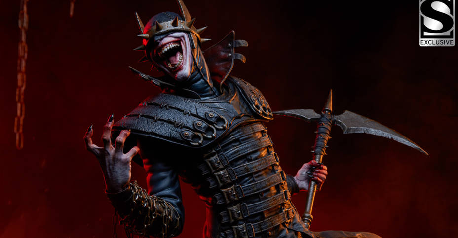 Sideshow Batman Who Laughs 021