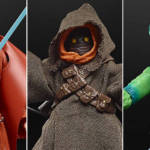 Star Wars Black Series Lucasfilm 50th Figures