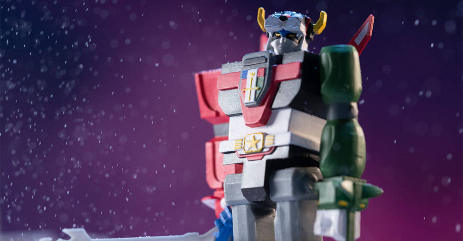 Voltron ReAction Figure 003