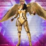 WW84 Golden Armor Wonder Woman DAH 001