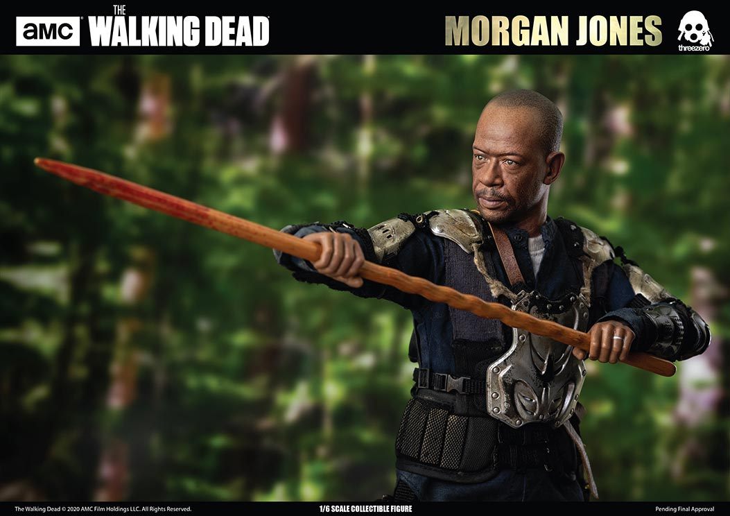 Walking Dead Morgan ThreeZero 012