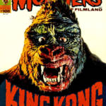 z King Kong Famous Monsters of Filmland Cover 1