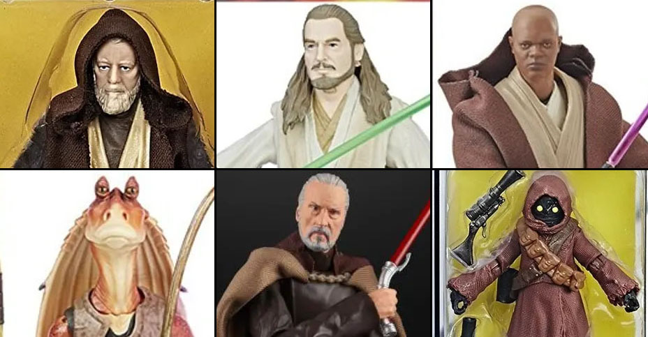 z Lucasfilm 50th Black Series