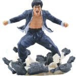BRUCE LEE GALLERY EARTH PVC STATUE 001