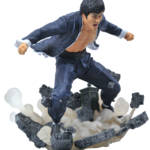 BRUCE LEE GALLERY EARTH PVC STATUE 003
