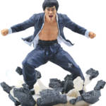 BRUCE LEE GALLERY EARTH PVC STATUE 004