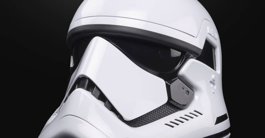 Black Series First Order Stormtrooper Helmet 004