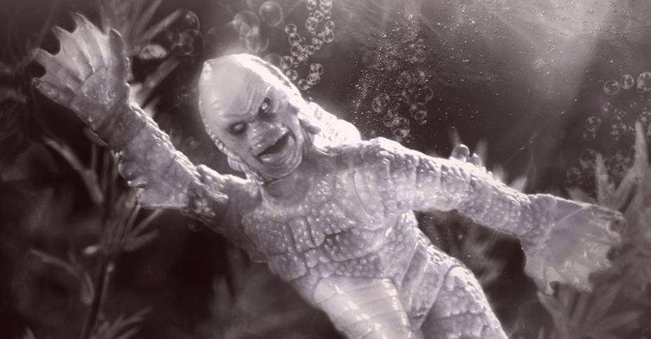 Creature from the Black Lagoon Silver Screen ReAction 003