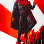DC Multiverse Red Son Superman 50