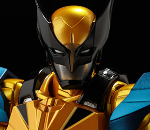 Fighting Armor Wolverine Preview 2