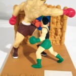 Hasbro Punch Out Trophy Figure 006