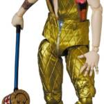 MAFEX Harley Quinn Overalls Version 003