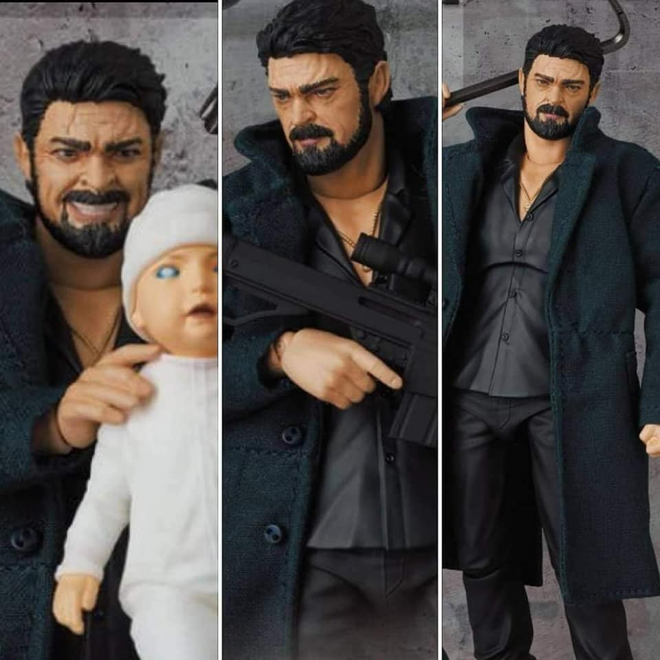 MAFEX The Boys Billy Butcher Preview 001