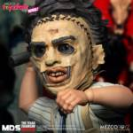 Mezco Toy Fair 2021 MDS Texas Chainsaw Massacre Leatherface Preview 002