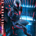Miles Morales Spider Man 2020 Suit Hot Toys 002