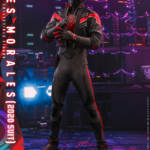 Miles Morales Spider Man 2020 Suit Hot Toys 004