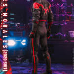 Miles Morales Spider Man 2020 Suit Hot Toys 005