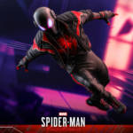 Miles Morales Spider Man 2020 Suit Hot Toys 017