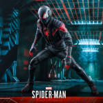 Miles Morales Spider Man 2020 Suit Hot Toys 018