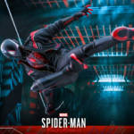 Miles Morales Spider Man 2020 Suit Hot Toys 019