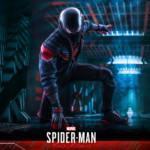 Miles Morales Spider Man 2020 Suit Hot Toys 020