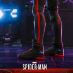 Miles Morales Spider Man 2020 Suit Hot Toys 021