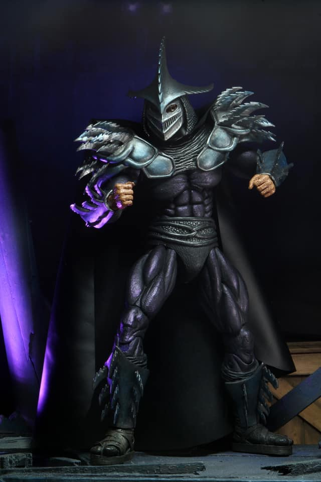 NECA Shadow Master Shredder 002