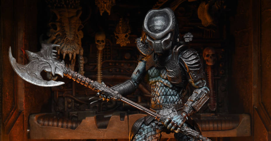 NECA Warrior Predator Ultimate 002