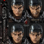 Prime 1 Guts Berserk Armor Unleash Edition 090