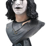 THE CROW LEGENDS IN 3D CROW BUST 002