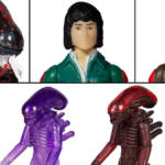 Z Alien ReAction Figures for April 2021