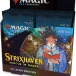 strixhaven Collector booster box art