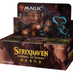 strixhaven booster box imges