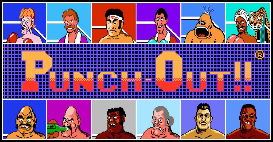 z Punch Out Header Image
