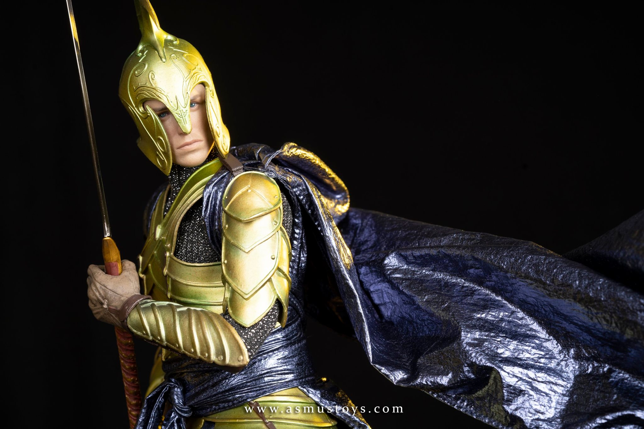 Asmus Toys Elven Warrior Final Product 013