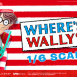Blitzway Wheres Wally 12 Inch Figure 001