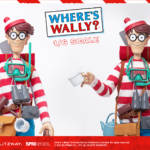 Blitzway Wheres Wally 12 Inch Figure 006