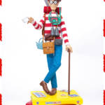 Blitzway Wheres Wally 12 Inch Figure 009