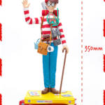 Blitzway Wheres Wally 12 Inch Figure 011