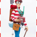 Blitzway Wheres Wally 12 Inch Figure 013